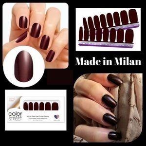 5/$50 Color Street Nail Strips Made in Milan NWT